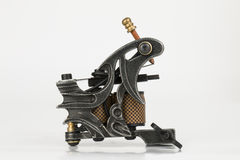 Tattoo machine ( gun ). Royalty Free Stock Images