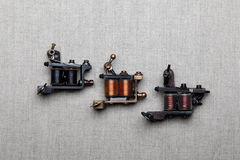 Tattoo Machines Stock Photography