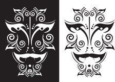 Tattoo mask Stock Photos
