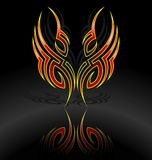Tattoo motive Royalty Free Stock Image