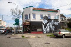Tattoo Parlor, Slave to the Needle,Seattle Stock Photography