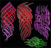 Tattoo pattern Royalty Free Stock Images
