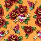 Tattoo pattern Royalty Free Stock Photo