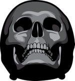 Tattoo style skull. Vector Stock Image