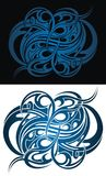 Tattoo tribal vector design Royalty Free Stock Images