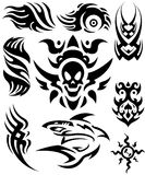 Tattoo Vectors Stock Photography
