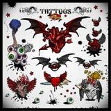 tattoos Стоковые Изображения RF