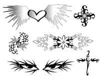 Tattoos stock photo