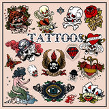 tattoos Стоковое фото RF