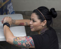 Tattoos Stock Photography