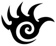 Tatuaż broń nauki fikci ostrze Zdjęcie Stock
