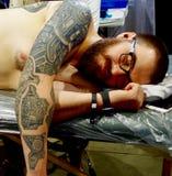 Tatuaż konwencja, Las Vegas Nevada zdjęcie stock