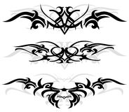 tatuaż projektu Obrazy Royalty Free