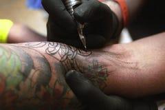 tatuaż konwencji Obraz Royalty Free