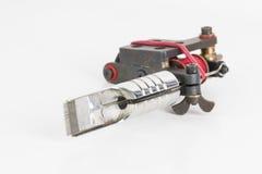 Tatuaż maszyna (pistolet) Zdjęcie Royalty Free