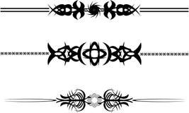 tatuaż projektu Obraz Stock