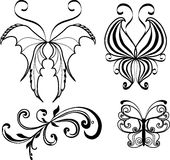 Tatuagem Imagens de Stock Royalty Free