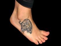 Tatuagem Imagem de Stock