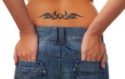 Tatuagem Imagem de Stock Royalty Free