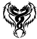 Tatuagem bonita com o cavalo 2 Imagem de Stock Royalty Free