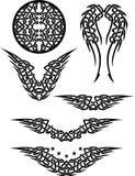 Tatuagem celta do nó Imagem de Stock