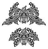 Tatuagem com pássaros Foto de Stock Royalty Free