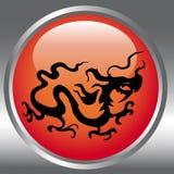 Tatuagem do dragão Foto de Stock Royalty Free
