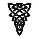 Tatuagem nacional celta do ornamento Foto de Stock Royalty Free