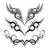 Tatuagem tribal Fotografia de Stock Royalty Free