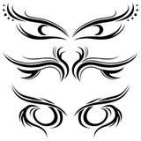 Tatuagem tribal Imagens de Stock