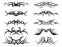 Tatuagem tribal pack2 Fotografia de Stock
