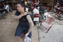 Tatuaggio   Immagini Stock