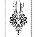 Tatuaggio piega polacco Immagini Stock
