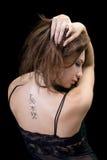 Tatuaje fotografía de archivo