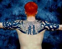 Tatuaje Imágenes de archivo libres de regalías