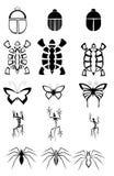 Tatuaje de los animales Foto de archivo libre de regalías