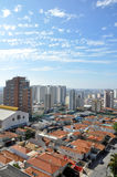 Tatuape,圣保罗,巴西 免版税库存图片