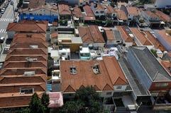 Tatuape,圣保罗,巴西 库存图片