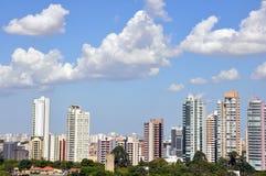 Tatuape neighborhood in Sao Paulo, Brazil Stock Photos