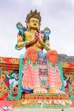 Tatue de Maitreya Bouddha Image stock