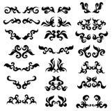Tatueringuppsättning Arkivbilder