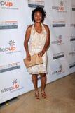 Tatyana Ali concessões anuais da inspiração da rede das mulheres da intensificação nas 9as, Beverly Hilton Hotel, Beverly Hills, C Imagens de Stock Royalty Free