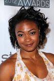 Tatyana Ali at the Step Up Women Network 9th Annual Inspiration Awards, Beverly Hilton Hotel, Beverly Hills, CA 06-08-12 Stock Photography