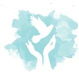 Taube des Friedens Lizenzfreies Stockbild