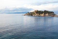 Taube-Insel die Türkei Stockfoto