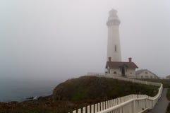 Taube-Punkt-Leuchtturm Stockbild