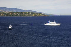 Taubenschlag d'Azur Stockbild