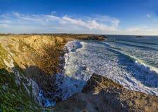 Taubenschlag sauvage Bretagne Frankreich Lizenzfreies Stockbild