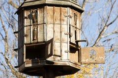 Taubenschlag (Taubenhaus) Lizenzfreies Stockbild