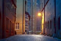 tauber rothenburg ob der Стоковая Фотография